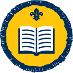 Book Reader Badge